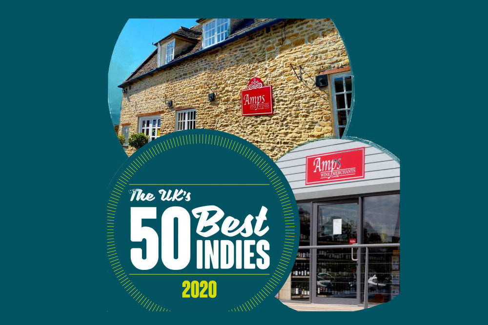One of the UK's 50 Best Independent Wine Merchants – Again