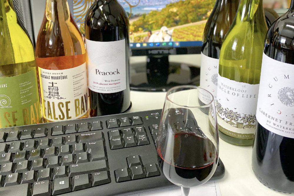 Host Your Own Online Wine Tasting