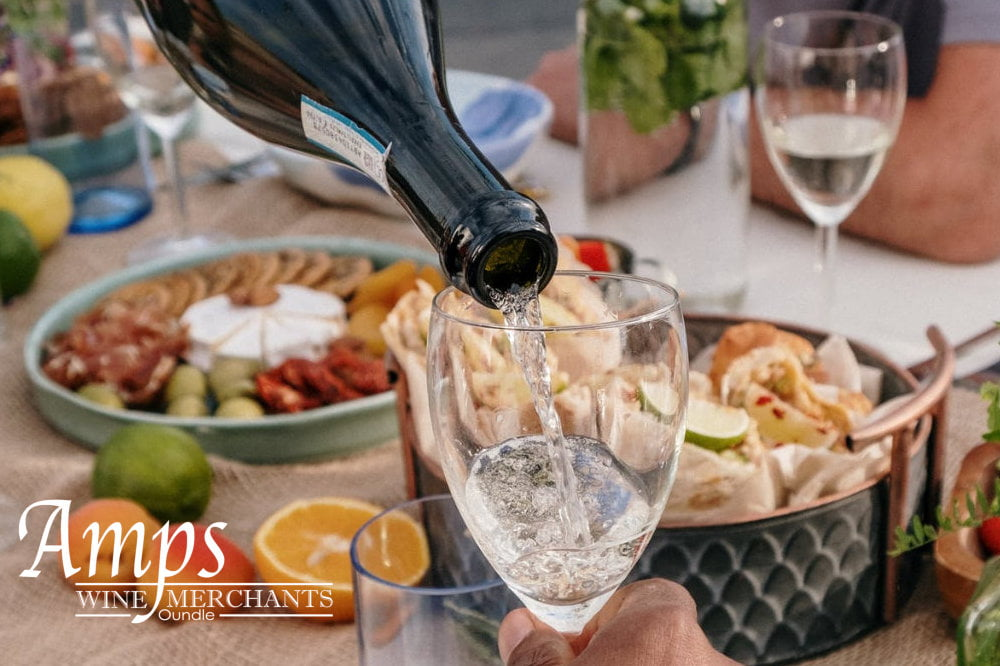 Food & Wine Matching – Amps Mini Guide
