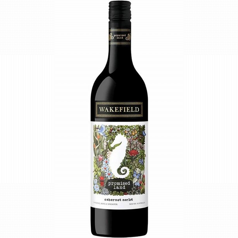 Wakefield Promised Land Cabernet Sauvignon/ Merlot 2017