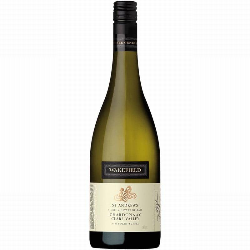 Wakefield St Andrew Chardonnay 2017