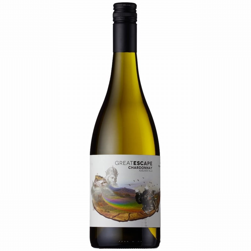 The Great Escape Chardonnay 2018