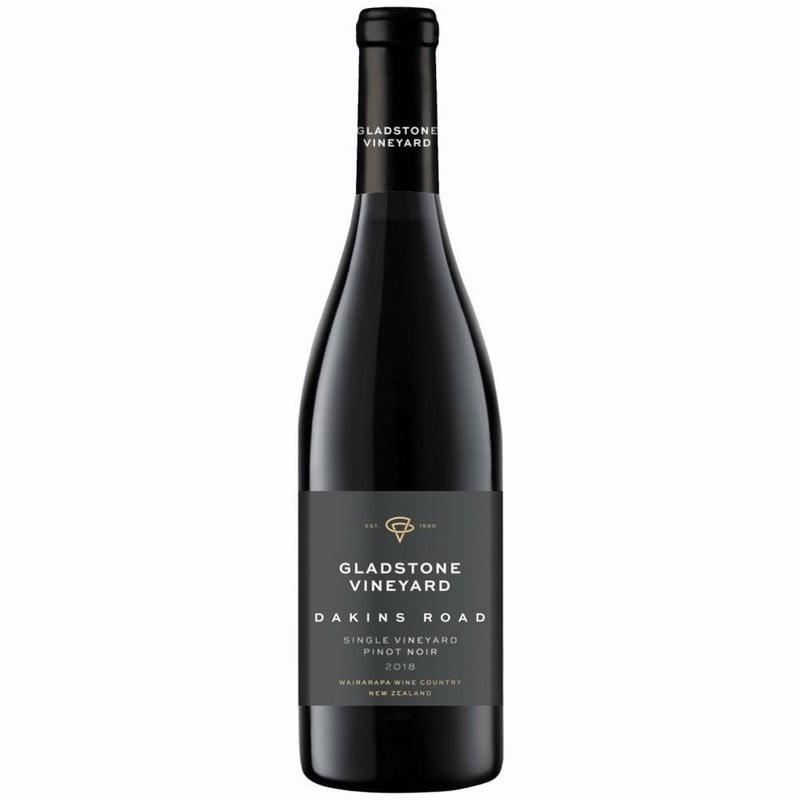 Gladstone Vineyard Dakins Road Pinot Noir 2018