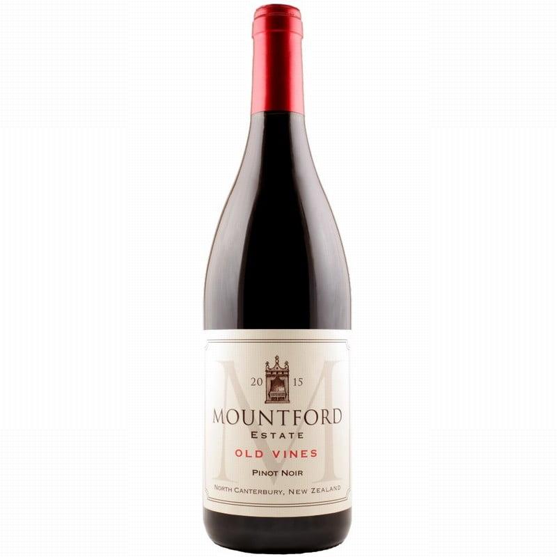 Mountford Old Vines Pinot Noir 2015