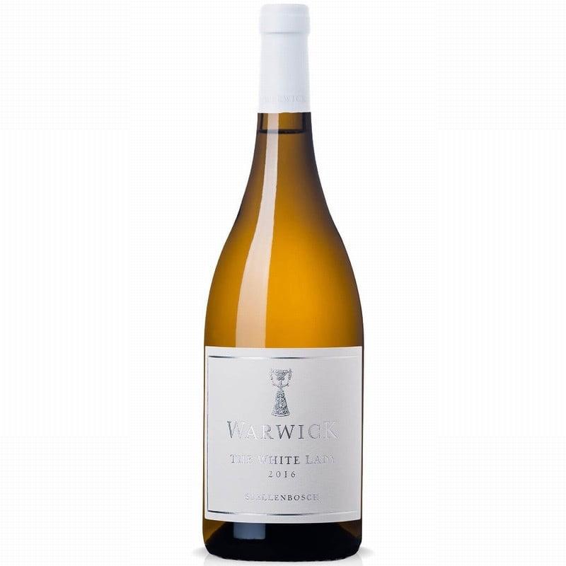 Warwick The White Lady Chardonnay 2019
