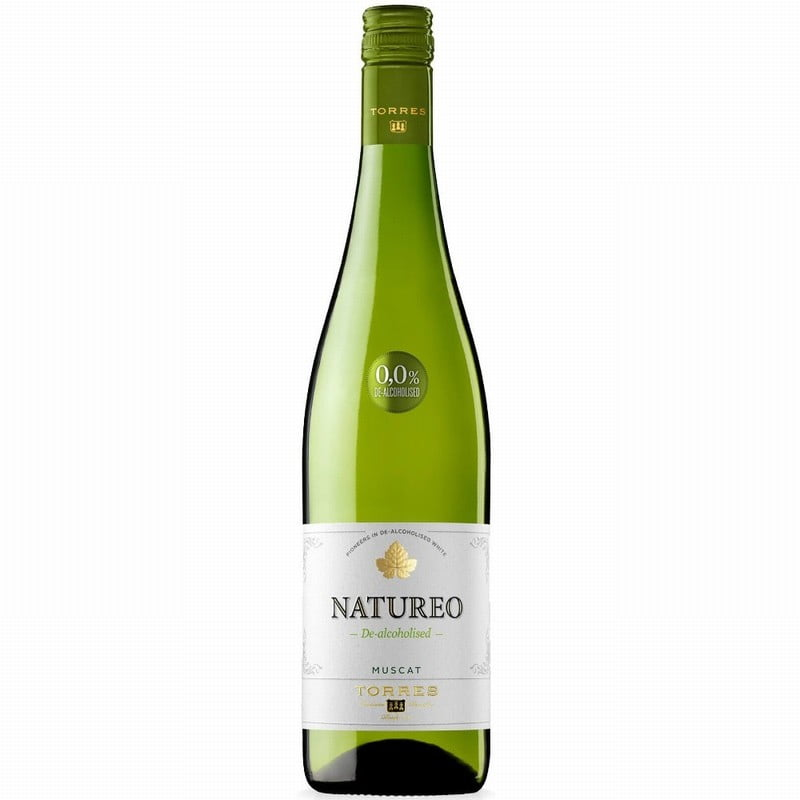 Torres De-alcoholised Natureo Muscat 2018