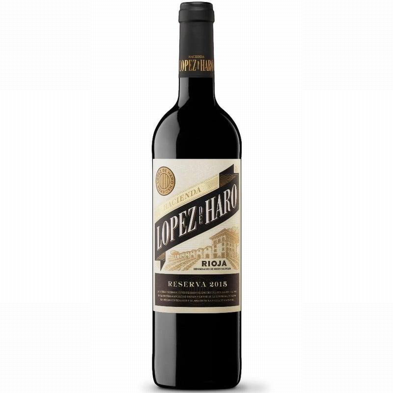 Lopez de Haro Rioja Reserva 2015