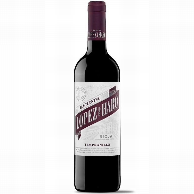 Lopez de Haro Rioja Tempranillo 2019