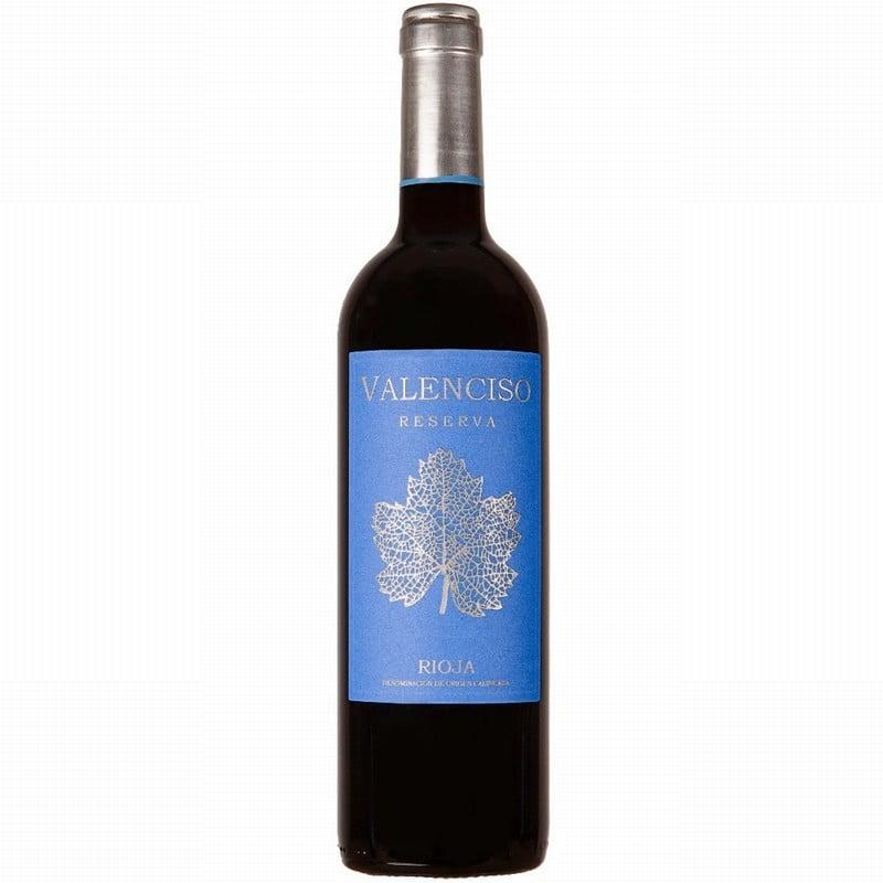 Valenciso Rioja Reserva 2012
