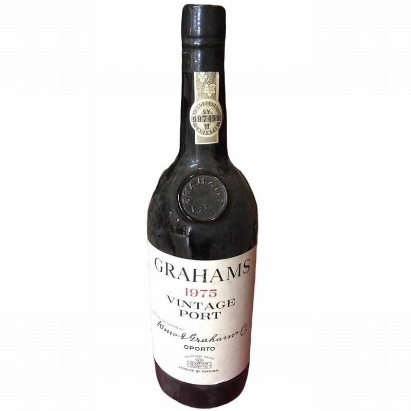Grahams Vintage Port 1975