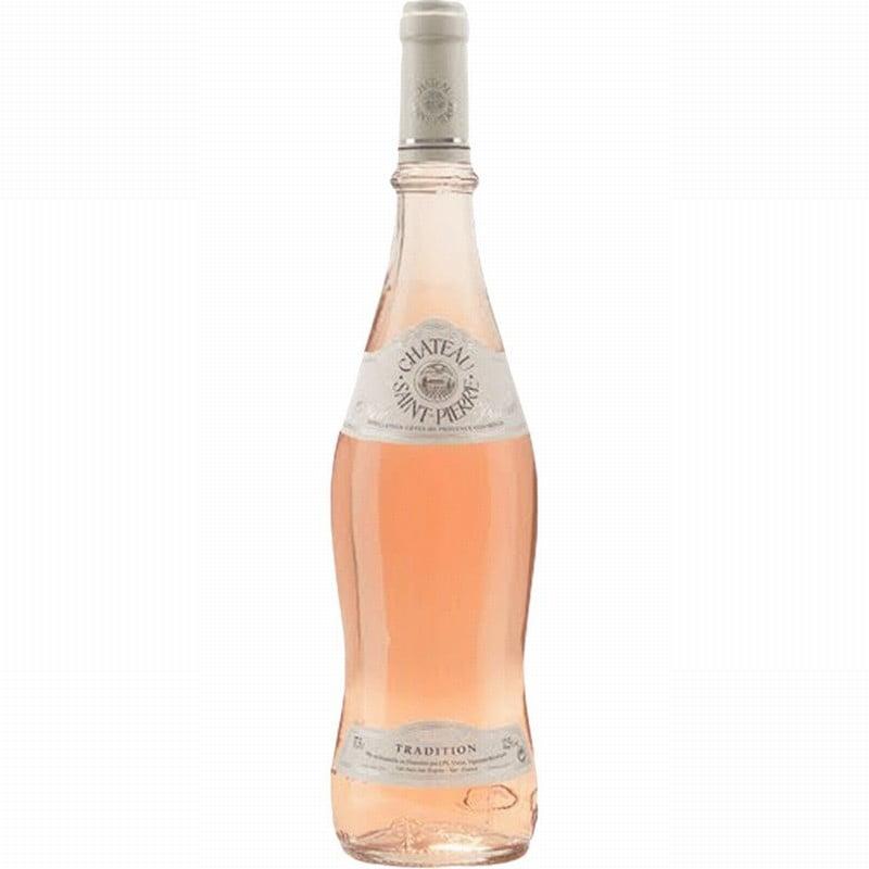 Chateau Saint Pierre Cotes de Provence Tradition Rosé 2019/20