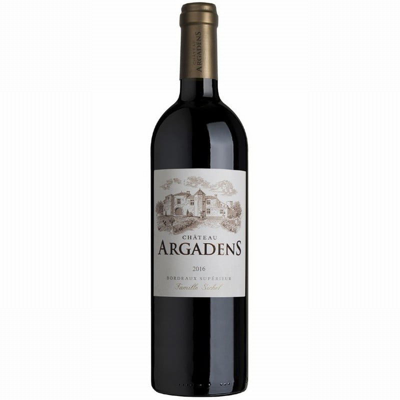 Chateau Argadens Bordeaux Superieur 2016
