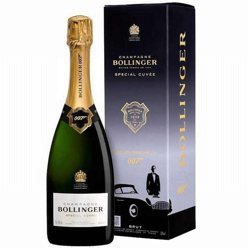 Bollinger Special Cuvee Limited Edition 007 NV