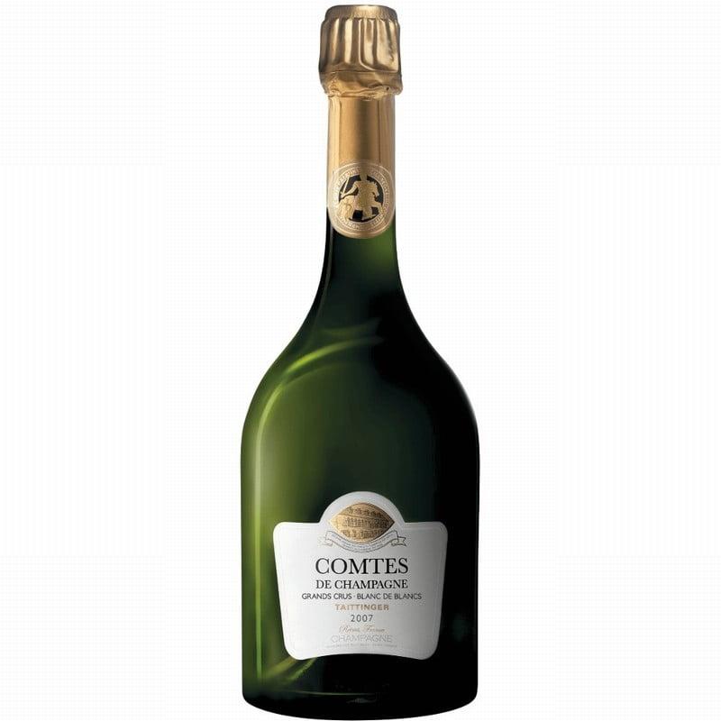Taittinger Comtes Blanc de Blancs Champagne 2007
