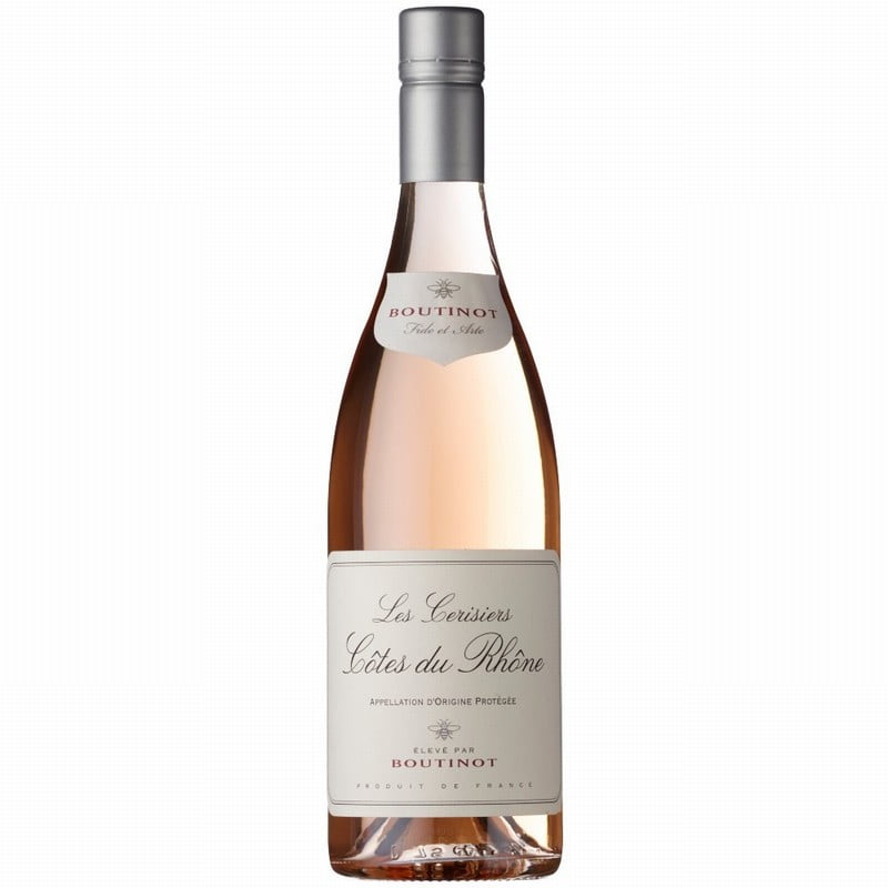 Boutinot 'Les Cerisiers' Cotes du Rhone Rosé 2019