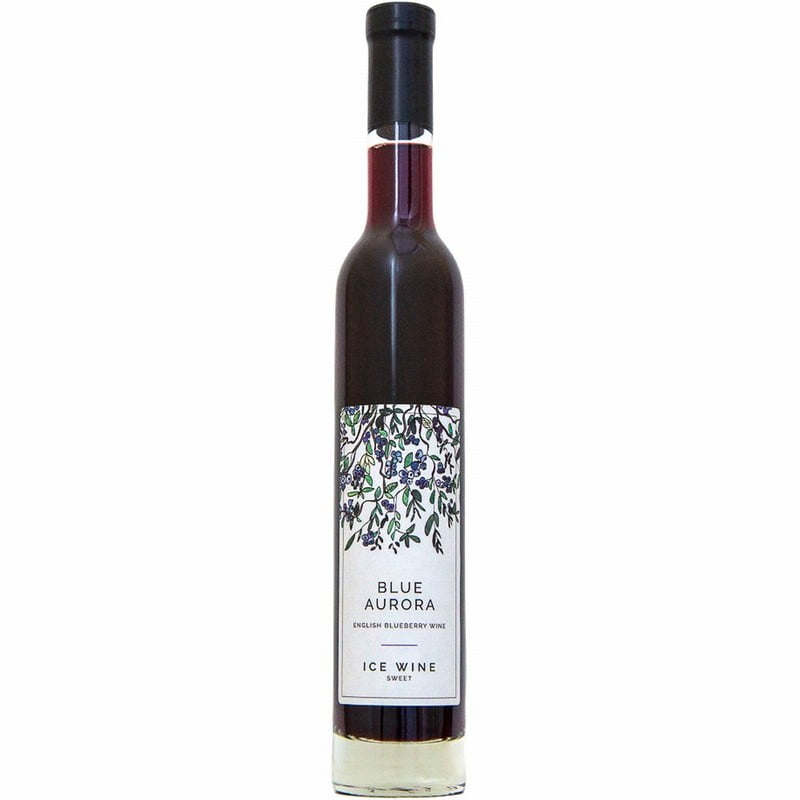 Lutton Farm Blue Aurora Blueberry Ice Wine NV
