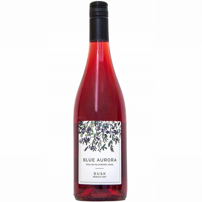 Lutton Farm Blue Aurora 'Dusk' Blueberry Wine NV