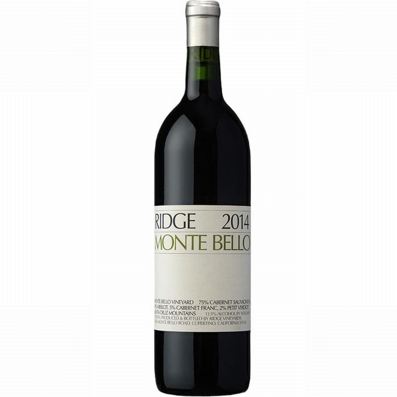 Ridge Monte Bello 2014 (Magnum)