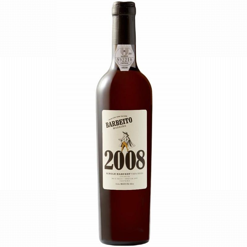 Barbeito Single Harvest Madeira 2007/08 (50cl)