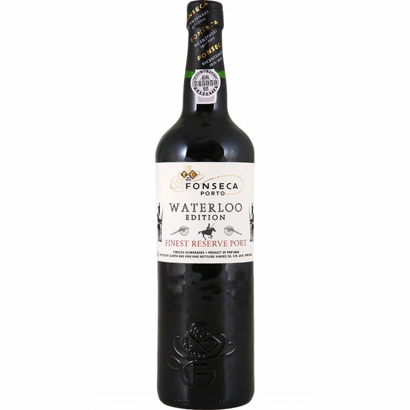 Fonseca 'Waterloo Edition' Finest Reserve Ruby Port NV