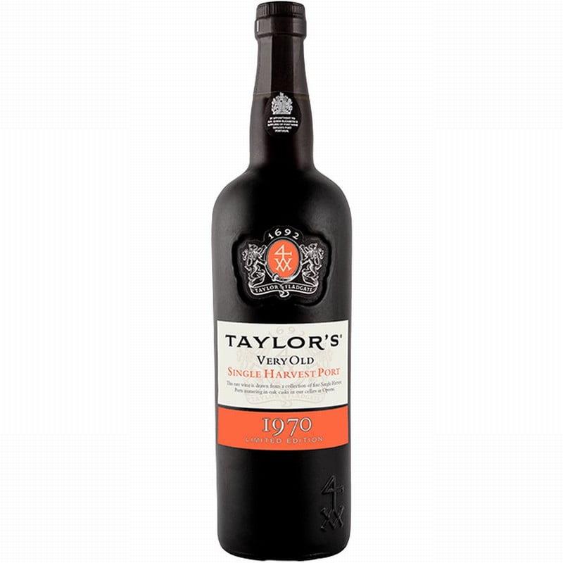 Taylors Single Harvest Vintage Port 1970