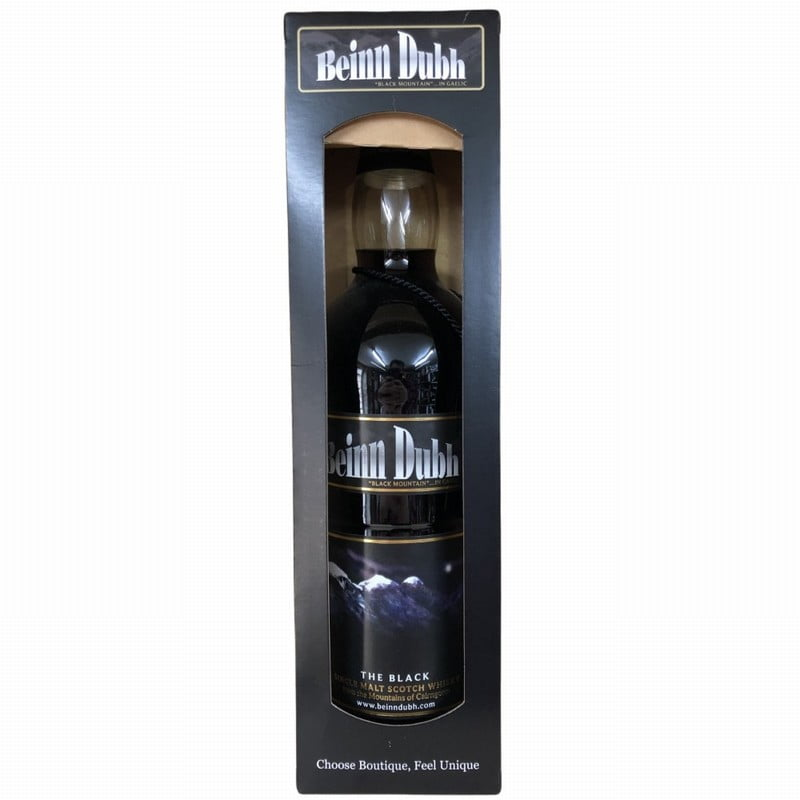 Beinn Dubh (Black Mountain) Spey Distillery Whisky