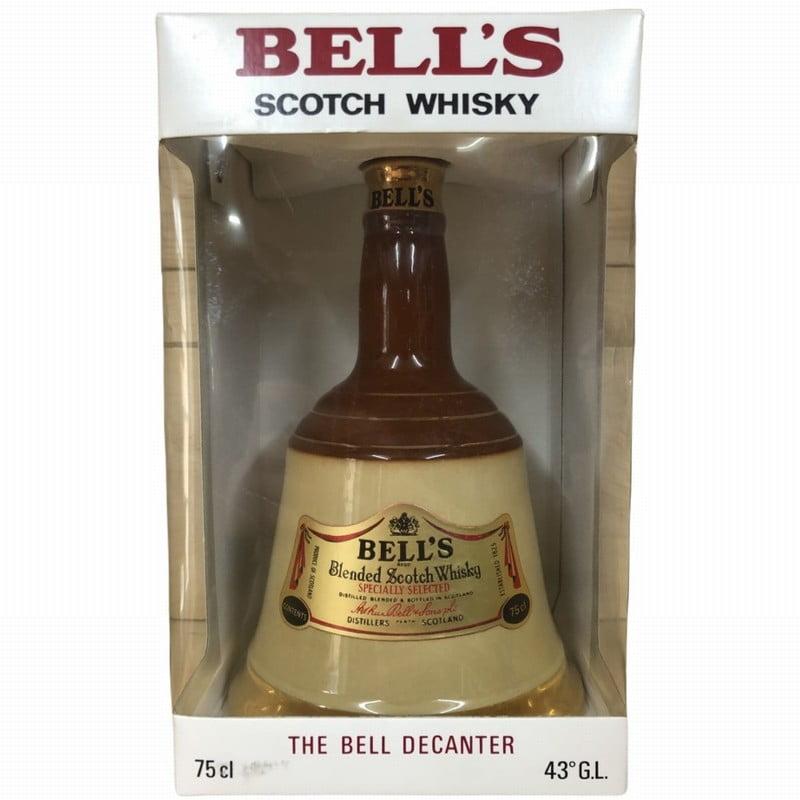 Bells 1970's Decanter