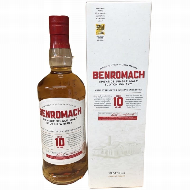 Benromach 10 Year Old Classic Speyside