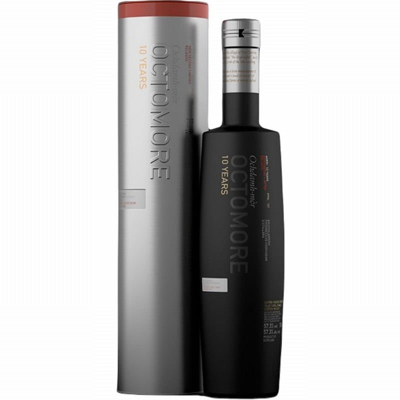 Bruichladdich Octomore 10 Year Old Second Limited Release 2016