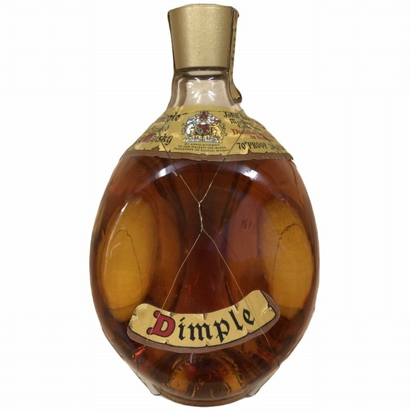 Dimple 15 Year Old Blended Whisky