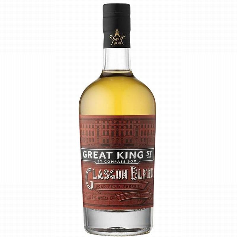 Great King Street Glasgow Blend Whisky