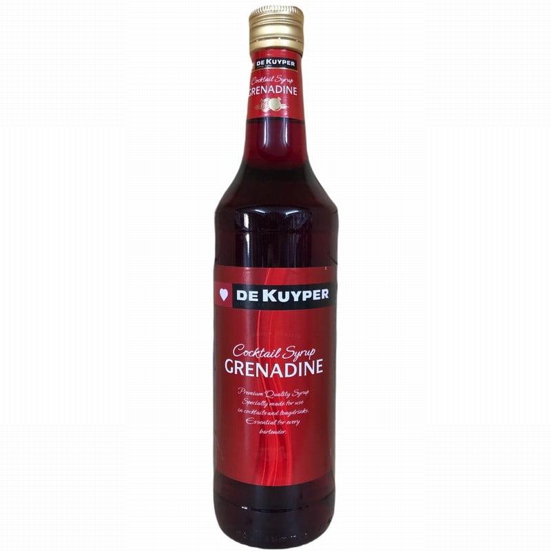 De Kuyper Grenadine Cocktail Sirop