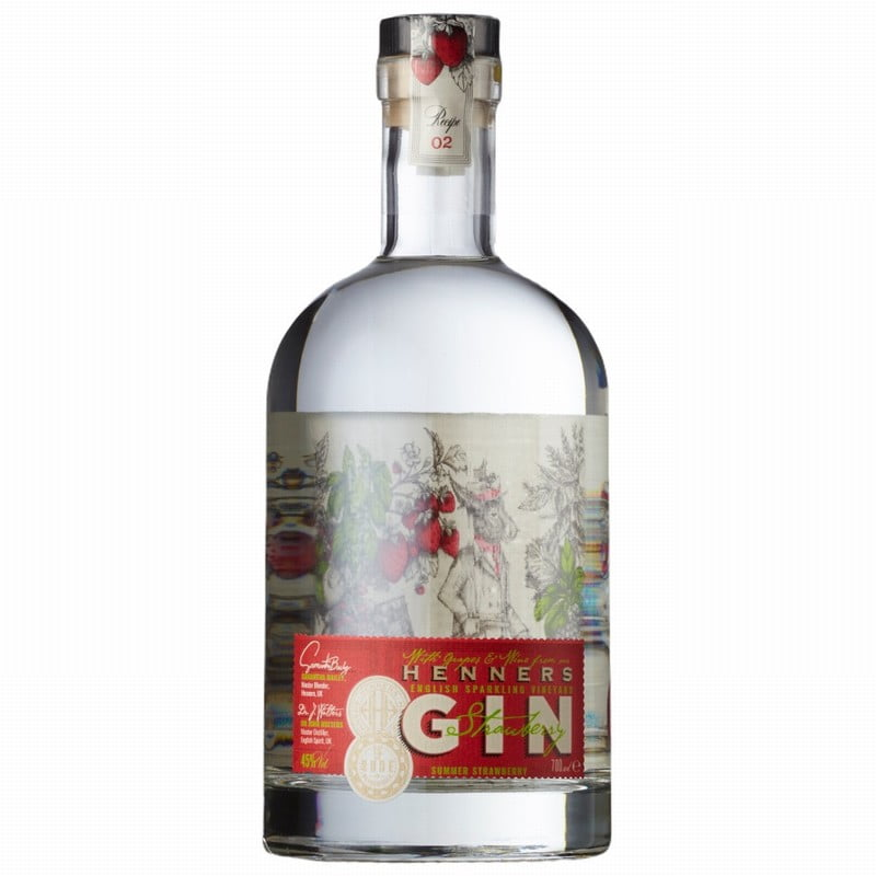 Henners English Summer Gin
