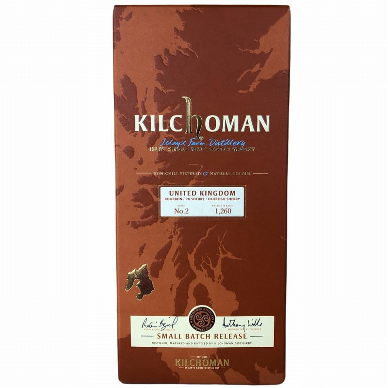 Kilchoman Small Batch No2 Whisky