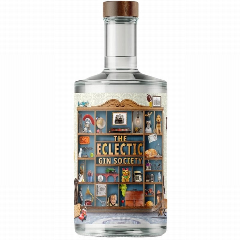 The Eclectic Gin Society The Spice Blend