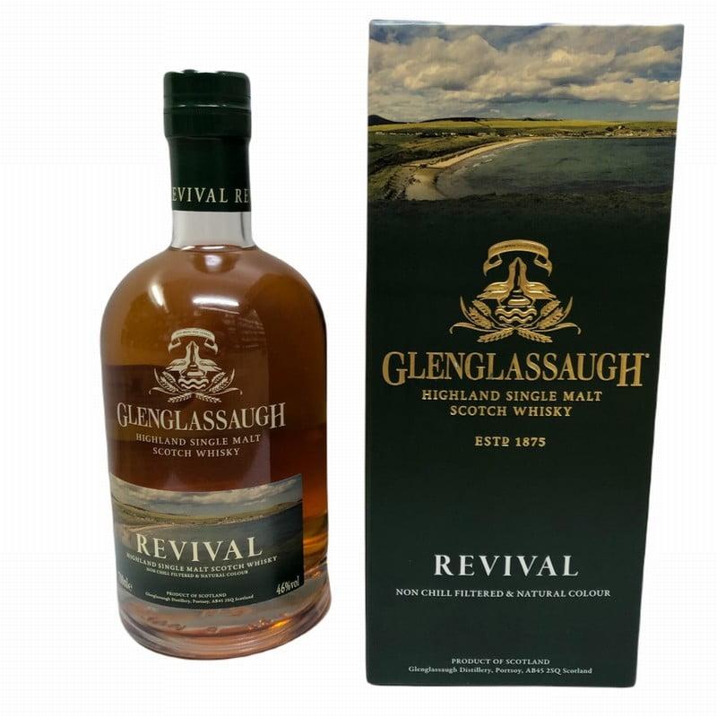 Glenglassaugh Revival Single Malt Whisky
