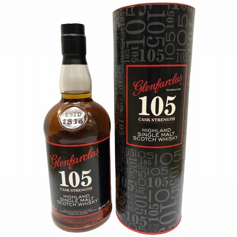 Glenfarclas 105 Cask Strength Single Malt Whisky