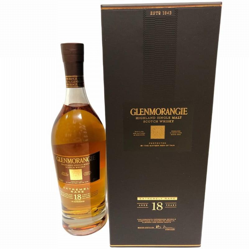 Glenmorangie 18 Year Old Single Malt Whisky