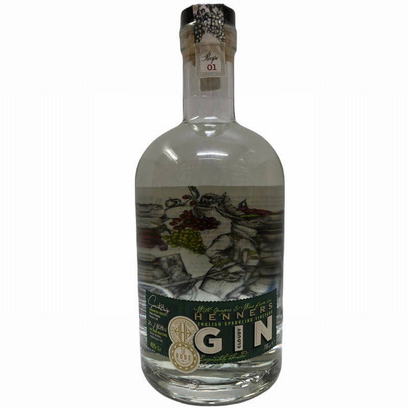 Henner Cloudy Gin