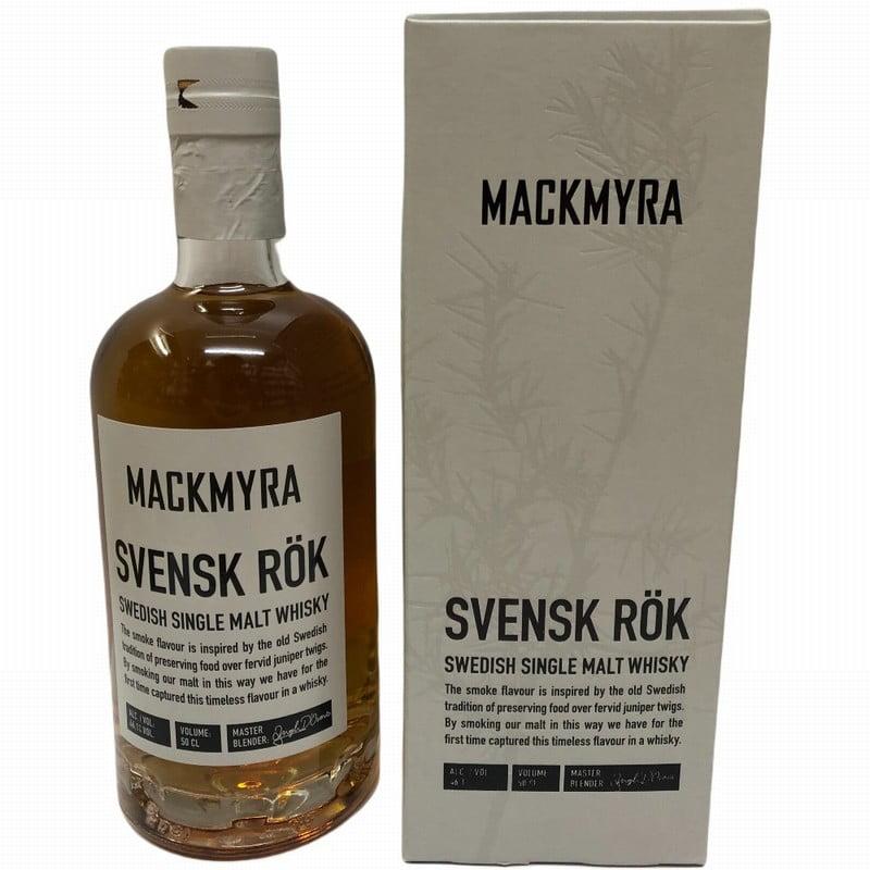 Mackmyra Svensk Rok