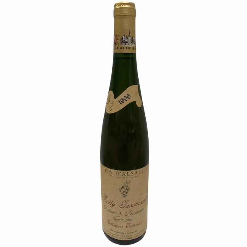 Rolly Gassman Vendange Tardive Pinot Gris 1996