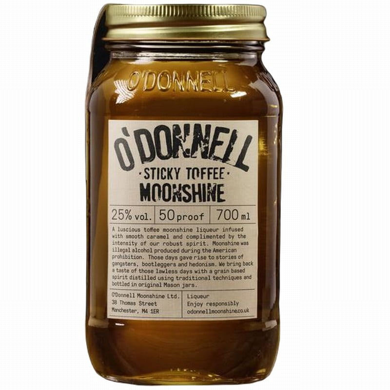 Moonshine Sticky Toffee (70cl)