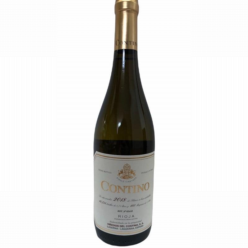 Contino Rioja Single Vineyard Blanco 2018