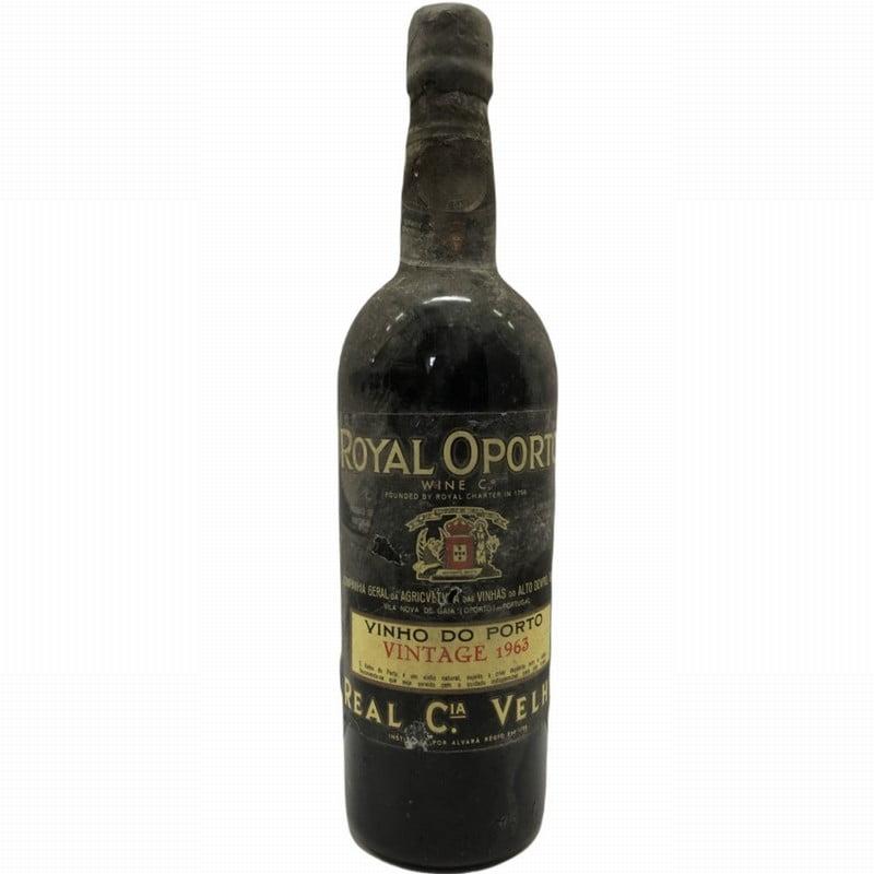 Royal Oporto Vintage Port 1963