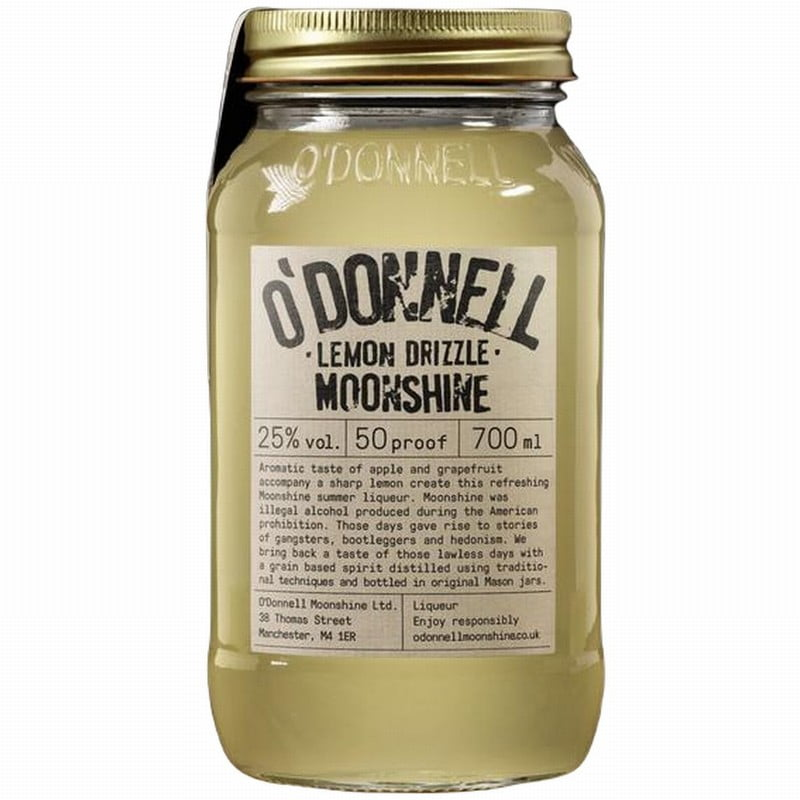 Moonshine Lemon Drizzle (70cl)