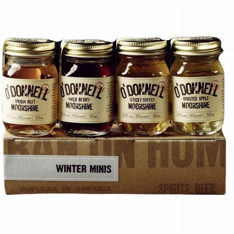 Moonshine Mini Jars Gift Sets