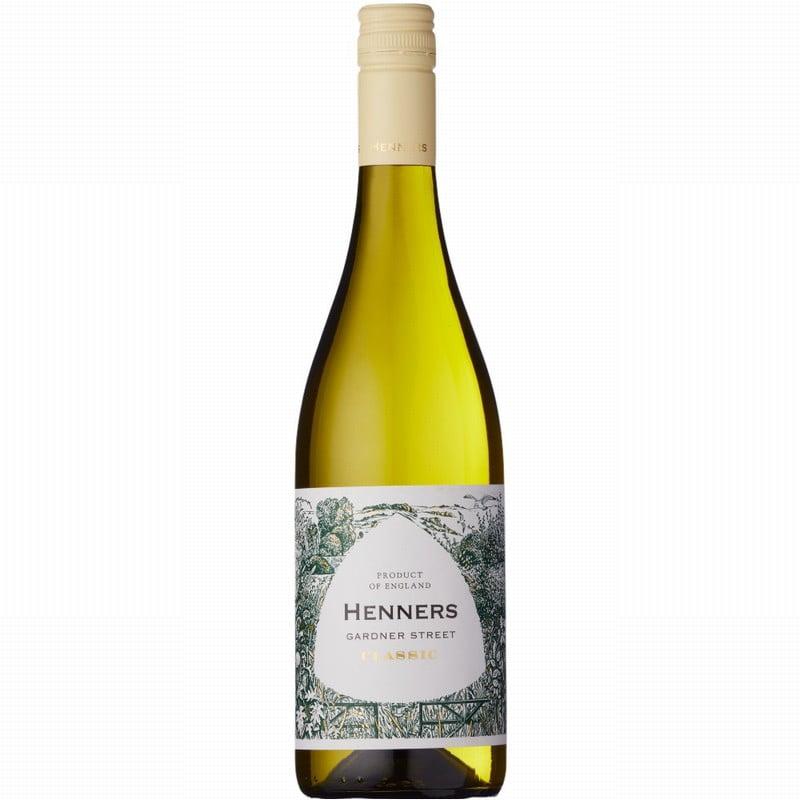 Henners Gardeners Street White 2020