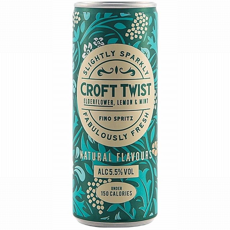 Croft Twist NV (250ml can)