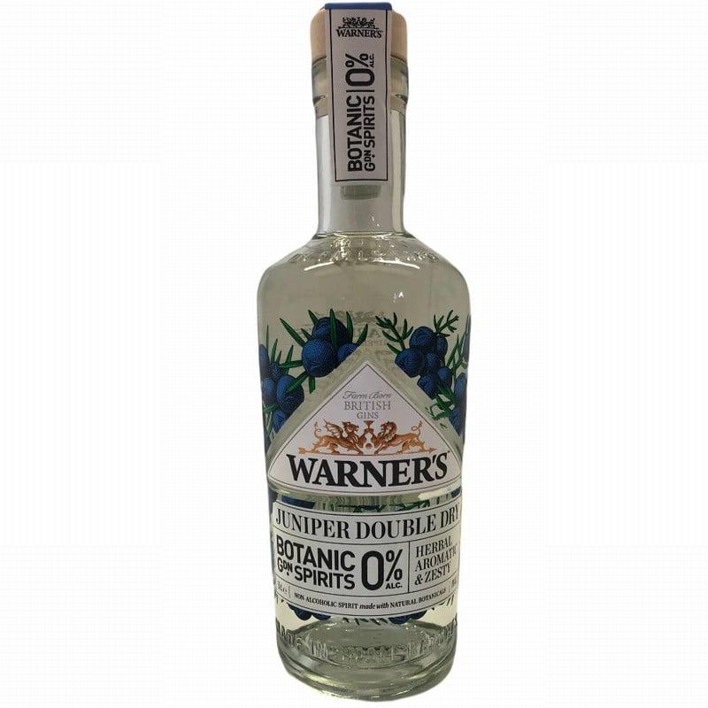 Warners Juniper Double Dry 0%