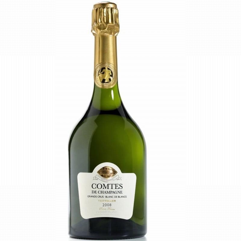 Taittinger Comtes Blanc de Blancs Champagne 2008